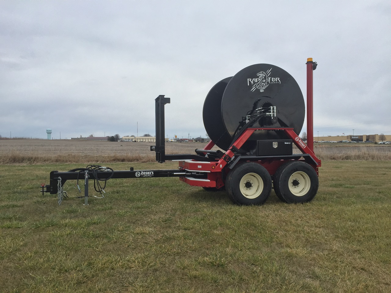 Raptor Series Hose Cart